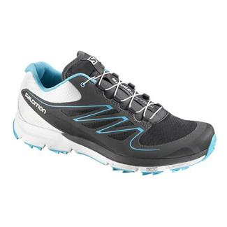 Salomon Sense Mantra Asphalt / Fluorescent Blue / White