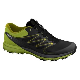 Salomon Sense Mantra Black / Organic Green / Mimosa Yellow