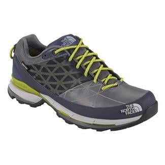 The North Face Havoc GTX XCR Zinc Gray / Citronelle Green