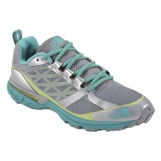 The North Face Single-Track Hayasa High Rise Gray / Ion Blue