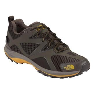 The North Face Hedgehog Guide GTX Coffee Brown / TNF Yellow