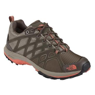 The North Face Hedgehog Guide GTX Dune Beige / Electro Coral Orange