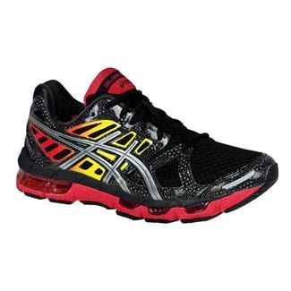ASICS GEL-Cirrus33 2 Black / Lightning / Fire