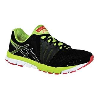 ASICS GEL-Lyte33 2 Black / Lime / Red