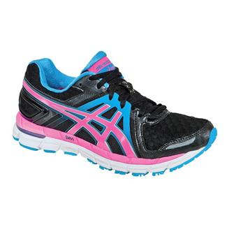 ASICS GEL-Excel33 2 Black / Electric Pink / Turquoise