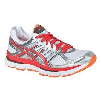 ASICS GEL-Neo33 2 White / Hot Punch / Flash Orange