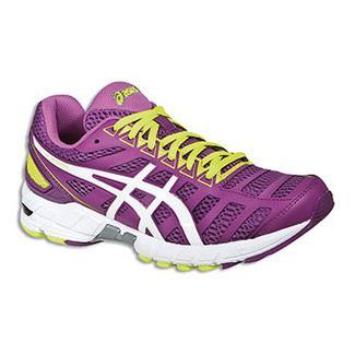 ASICS GEL-DS Trainer 18 Purple / White / Neon Yellow