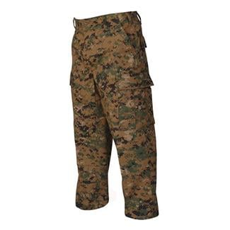 TRU-SPEC Poly / Cotton Twill Digital Battle Trousers Digital Woodland