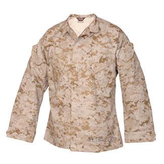 Tru-Spec Poly / Cotton Twill Digital Battle Shirts Desert Digital