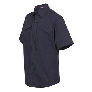 TRU-SPEC X-Fire Short Sleeve Station Wear Shirts FR Midnight Navy