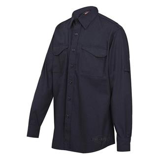 Tru-Spec X-Fire Long Sleeve Station Wear Shirts FR Midnight Navy