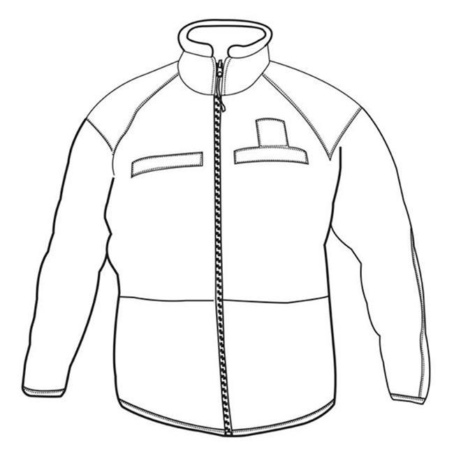 Tru-Spec Gen 3 ECWCS Jackets Foliage