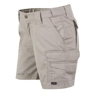 24-7 Series Poly / Cotton Ripstop Shorts Khaki