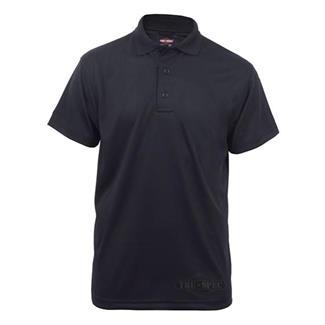 24-7 Series Short Sleeve Performance Polos Black