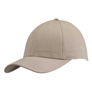 Propper Company Fitted Hats Khaki