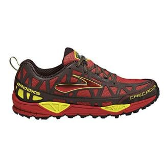 Brooks Cascadia 8 High Risk Red / Java / Nightlife