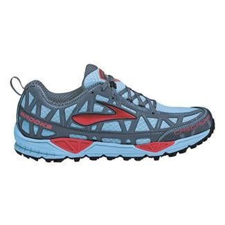 Brooks Cascadia 8 Aquarius / Hibiscus / Bearing Sea