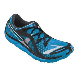 Brooks PureDrift Atomic Blue / Black / Fiery Coral