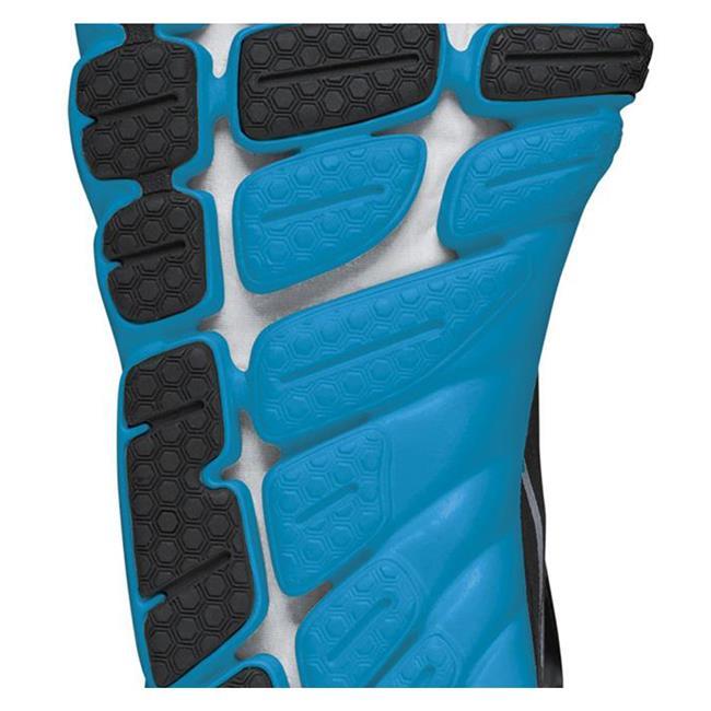 Brooks PureDrift Atomic Blue / Black / Fiery Coral