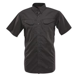 24-7 Series Ultralight SS Field Shirts Black
