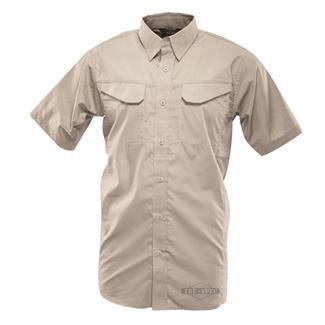 24-7 Series Ultralight SS Field Shirts Khaki