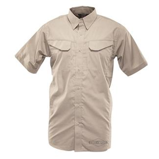 24-7 Series Ultralight SS Field Shirts Khaki
