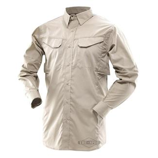 24-7 Series Ultralight LS Field Shirts Khaki