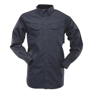 24-7 Series Ultralight LS Field Shirts Navy