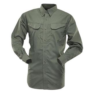 Tru-Spec 24-7 Series Ultralight LS Field Shirts Olive Drab