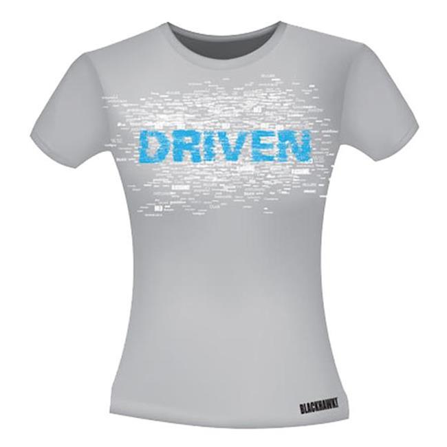 Blackhawk Bold Graphic T-Shirts Heather Gray