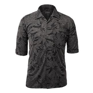 Blackhawk Casual Knit SS Shirts Gray Tropical