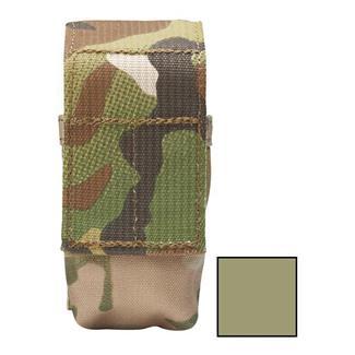 Blackhawk 2 oz Belt Mounted Mace Case Coyote Tan