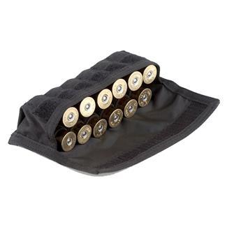 Blackhawk Belt Mounted 12 Round Shotgun Pouch Black