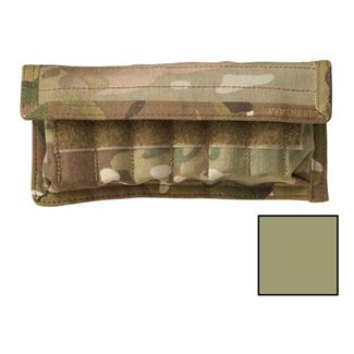 Blackhawk Belt Mounted 12 Round Shotgun Pouch Coyote Tan