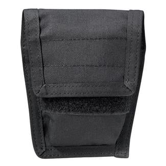 Blackhawk Belt Mounted Double Handcuff Case Black
