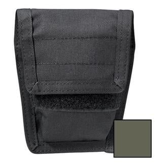 Blackhawk Belt Mounted Double Handcuff Pouch Olive Drab