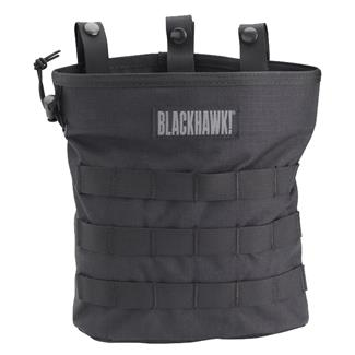Blackhawk Roll-Up Dump Pouch Black