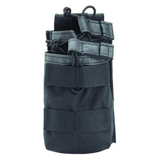 Blackhawk Tier Stacked M16/M4/PMAG Mag Pouch Black