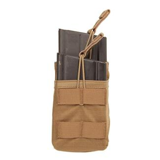 Blackhawk Tier Stacked SR25/M14/FAL Mag Pouch Coyote Tan