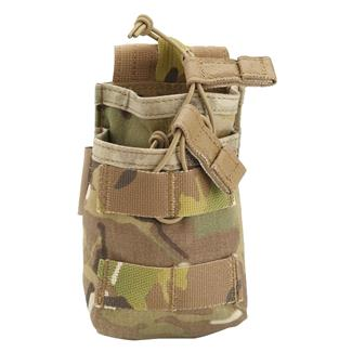 Blackhawk Tier Stacked SR25/M14/FAL Mag Pouch MultiCam