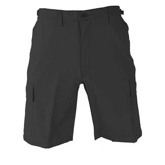 Propper Poly / Cotton Ripstop BDU Shorts (Zip Fly) Black