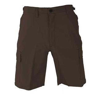 Propper Poly / Cotton Ripstop BDU Shorts (Zip Fly) Sheriff's Brown