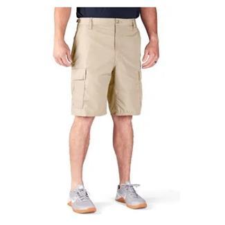 Propper Poly / Cotton Ripstop BDU Shorts (Zip Fly) Khaki