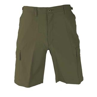 Propper Poly / Cotton Ripstop BDU Shorts (Zip Fly) Olive