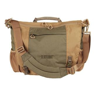 Blackhawk Courier Bag Ranger Green / Coyote Tan