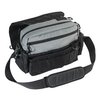 Blackhawk Diversion Courier Bag Gray / Black