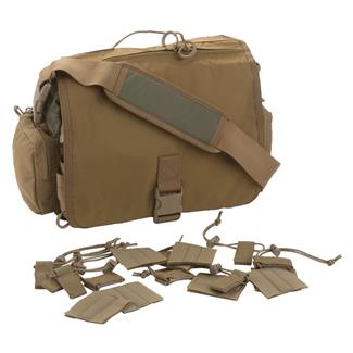 Blackhawk Diversion Courier Bag Ranger Green / Coyote Tan