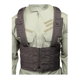 Blackhawk Split Front Chest Rig Black