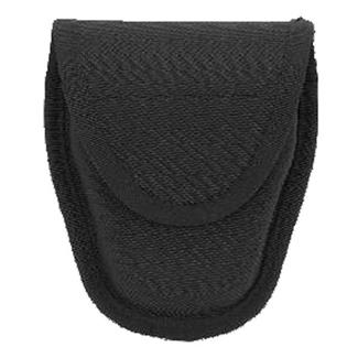 Blackhawk Molded Double Handcuff Case Matte Black