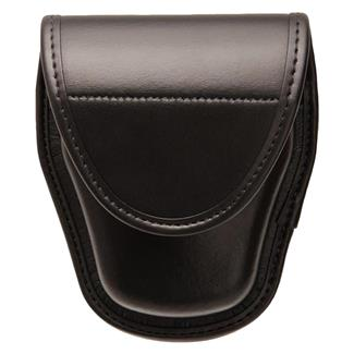 Blackhawk Molded Double Handcuff Case Plain Black